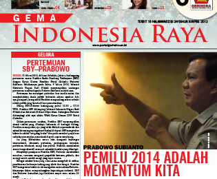 Tabloid Gema Indonesia Raya Edisi 24